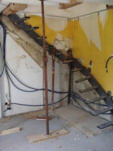 escalier 2 avant