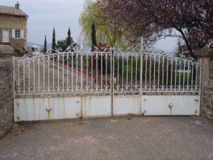 portail blace avant