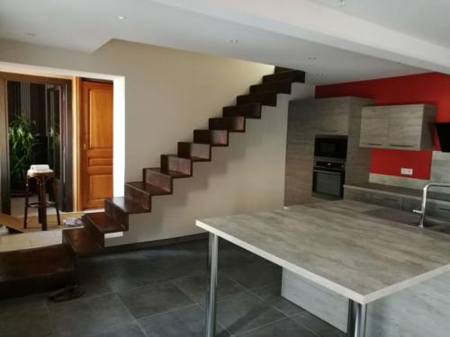 escalier tole pliée 2