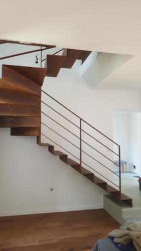 escalier tole pliée 3