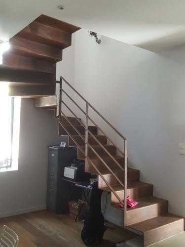 escalier tole pliée 6