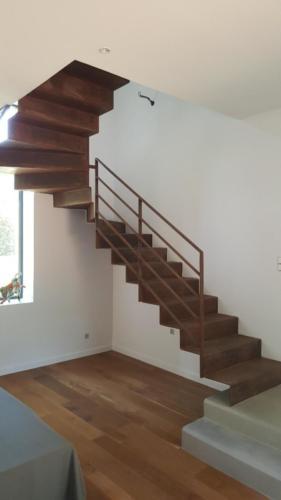 escalier tole pliée 8