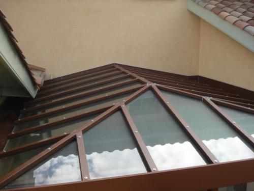 veranda acier 11