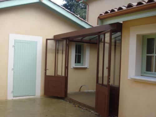 veranda acier 13