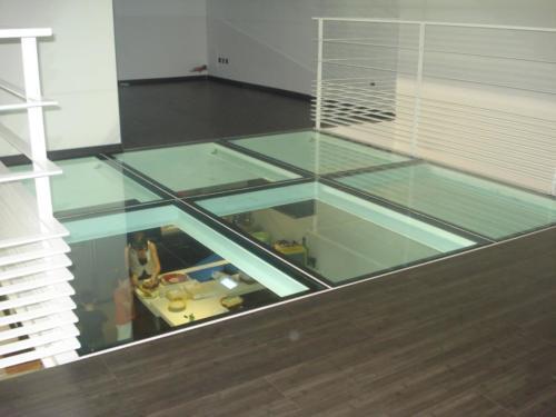Plancher vitré 6