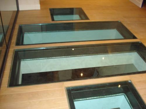 Plancher vitré 9