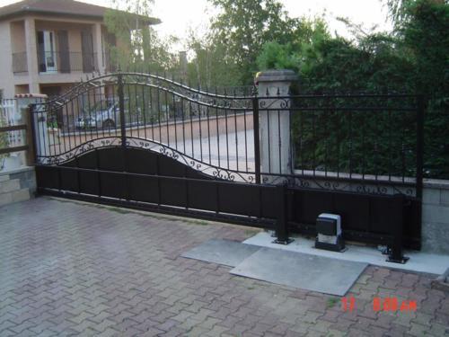 portail fer forgé 11