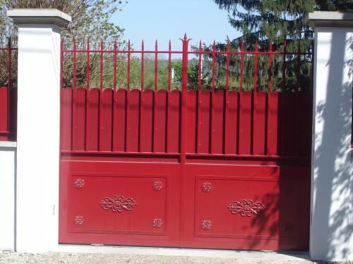 portail fer forgé 29