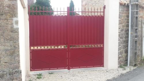 portail fer forgé 8