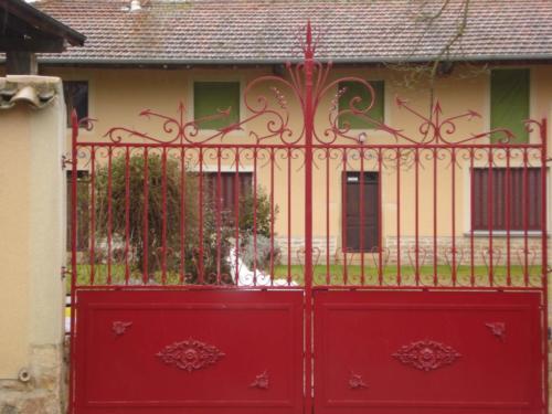 Restauration de portail